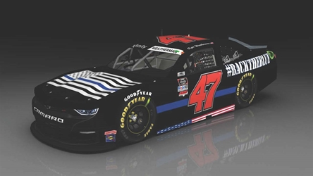 *Preorder* Kyle Weatherman Autographed 2020 #BacktheBlue 1:24 Nascar Diecast Kyle Weatherman, Nascar Diecast,2020 Nascar Diecast,1:24 Scale Diecast,pre order diecast