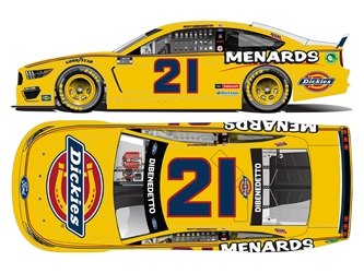 *Preorder* Matt DiBenedetto Autographed 2021 Dickies 1:24 Nascar Diecast Matt DiBenedetto Nascar Diecast,2021 Nascar Diecast,1:24 Scale Diecast,pre order diecast