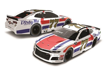 *Preorder* Ross Chastain 2020 Dirty Mo Media Darlington Throwback 1:24 Color Chrome Nascar Diecast Ross Chastain Nascar Diecast,2020 Nascar Diecast,1:24 Scale Diecast, pre order diecast
