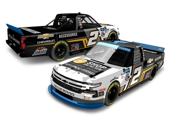 *Preorder* Sheldon Creed 2020 Chevy Accessories GOTS Champion 1:24 Color Chrome Nascar Diecast Sheldon Creed diecast, 2020 nascar diecast, pre order diecast