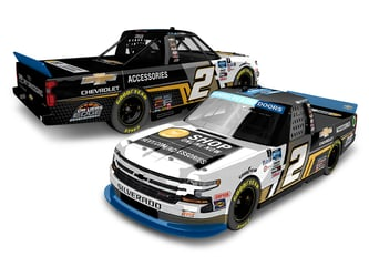 *Preorder* Sheldon Creed 2020 Chevy Accessories GOTS Champion 1:64 Nascar Diecast Sheldon Creed, diecast, 2020 nascar diecast, pre order diecast