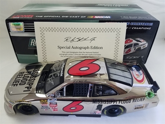 Ricky Stenhouse 2011 Mississippi Flood Relief Polished Nickel Autographed 1:24 Nascar Diecast Ricky Stenhouse Jr nascar diecast, diecast collectibles, nascar collectibles, nascar apparel, diecast cars, die-cast, racing collectibles, nascar die cast, lionel nascar, lionel diecast, action diecast, university of racing diecast, nhra diecast, nhra die cast, racing collectibles, historical diecast, nascar hat, nascar jacket, nascar shirt