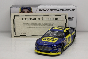 Ricky Stenhouse Autographed 2013 Best Buy 1:24 Color Chrome Plan B COA Nascar Diecast Ricky Stenhouse Jr nascar diecast, diecast collectibles, nascar collectibles, nascar apparel, diecast cars, die-cast, racing collectibles, nascar die cast, lionel nascar, lionel diecast, action diecast, university of racing diecast, nhra diecast, nhra die cast, racing collectibles, historical diecast, nascar hat, nascar jacket, nascar shirt