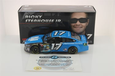 Ricky Stenhouse Autographed Paint Pen 2014 Nationwide 1:24 Nascar Diecast Ricky Stenhouse Jr nascar diecast, diecast collectibles, nascar collectibles, nascar apparel, diecast cars, die-cast, racing collectibles, nascar die cast, lionel nascar, lionel diecast, action diecast, university of racing diecast, nhra diecast, nhra die cast, racing collectibles, historical diecast, nascar hat, nascar jacket, nascar shirt