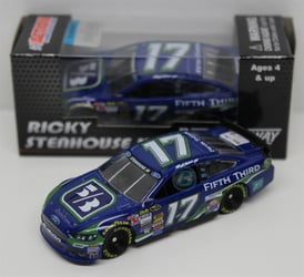 Ricky Stenhouse Jr 2014 Fifth Third 1:64 Nascar Diecast Ricky Stenhouse Jr nascar diecast, diecast collectibles, nascar collectibles, nascar apparel, diecast cars, die-cast, racing collectibles, nascar die cast, lionel nascar, lionel diecast, action diecast, university of racing diecast, nhra diecast, nhra die cast, racing collectibles, historical diecast, nascar hat, nascar jacket, nascar shirt