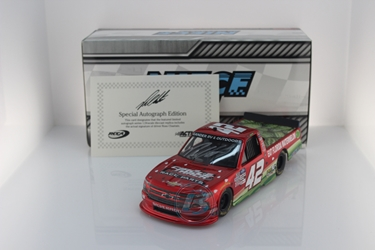 Ross Chastain Autographed 2020 Circle Track Warehouse / Florida Watermelon Association 1:24 Liquid Color Nascar Diecast Ross Chastain diecast, 2020 nascar diecast, pre order diecast
