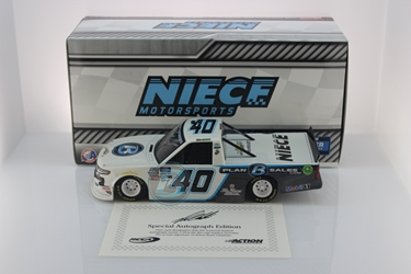 Ross Chastain Autographed 2020 Plan B Sales 1:24 Liquid Color Nascar Diecast Ross Chastain diecast, 2020 nascar diecast, pre order diecast
