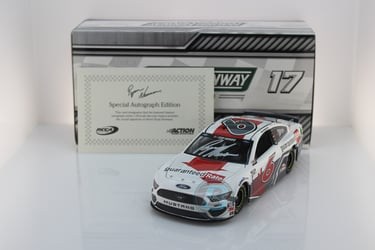 Ryan Newman Autographed 2020 Guaranteed Rate 1:24 Nascar Diecast Ryan Newman Autographed Nascar Diecast,2020 Nascar Diecast,1:24 Scale Diecast,pre order diecast