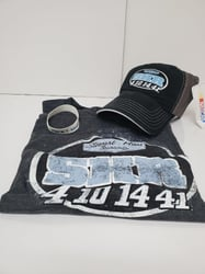SHR Stewart-Haas Racing Team Hat/Shirt Combo SHR, shirt, nascar playoffs