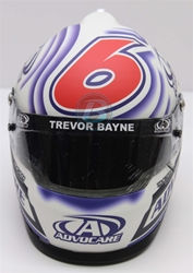 Trevor Bayne 2017 Advocare MINI Replica Helmet Trevor Bayne nascar diecast, diecast collectibles, nascar collectibles, nascar apparel, diecast cars, die-cast, racing collectibles, nascar die cast, lionel nascar, lionel diecast, action diecast, university of racing diecast, nhra diecast, nhra die cast, racing collectibles, historical diecast, nascar hat, nascar jacket, nascar shirt